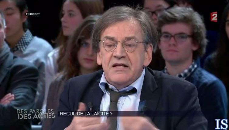 [Vidéo] Alain Finkielkraut : « les insultes les plus fréquentes dans certains lycées sont « sale Juif » et « sale Français » »