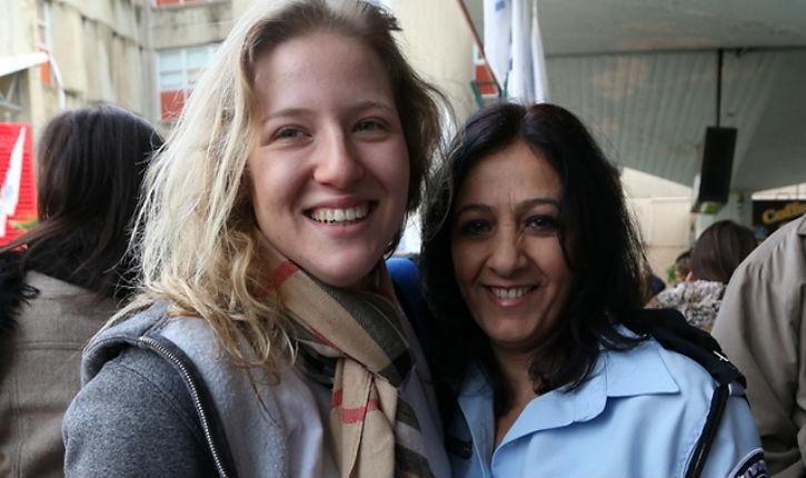 La vie plus forte que la mort semée par les islamistes : Shani, le bébé rescapé de l'attentat du Café « A propos » rejoint Tsahal !