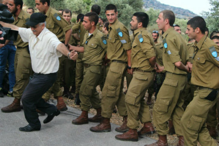 [Vidéo]: Saviez vous que dans l'armée israélienne il y a des bédouins, des druzes, musulmans ou chrétiens ?