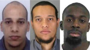 terroristes islamistes Kouachi Coulibaly