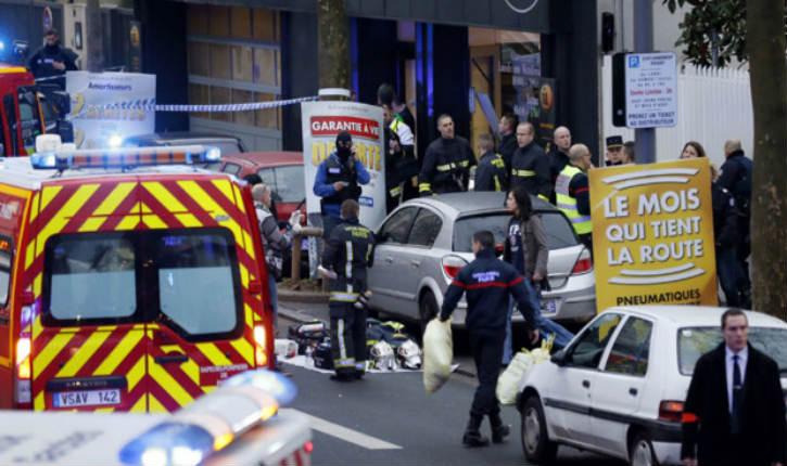 tuerie Montrouge