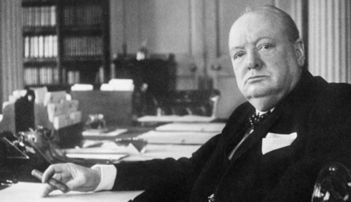 La France a besoin d'un Churchill