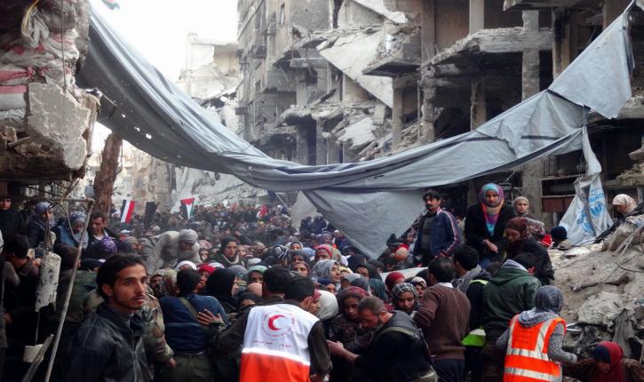 Qu'en est-il des crimes de guerre arabes contre les arabes-palestiniens ?