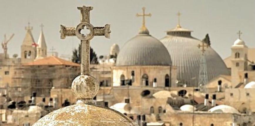 Le Père Gabriel Naddaf pousse un cri d'alarme pour les Chrétiens au Moyen-Orient «Le seul endroit où les Chrétiens sont en paix c'est Israël»