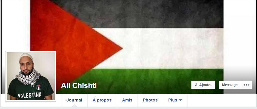 page Facebook Ali Chishti