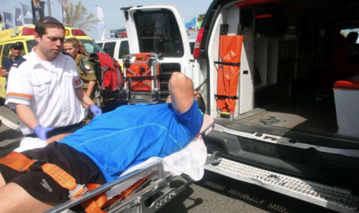 Deux personnes dans un état grave lors du marathon de Tel-Aviv