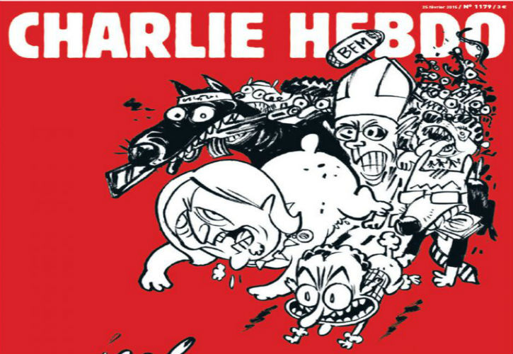 J'ai été Charlie quelques heures … C'était déjà trop !