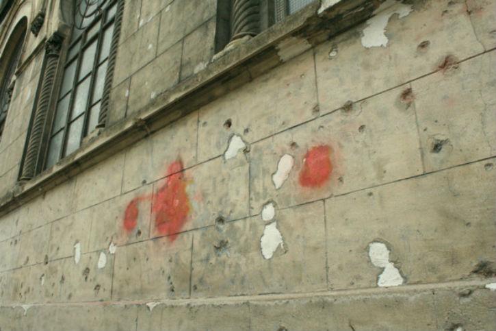 Antisémitisme: Elbeuf, en Seine-Maritime, une synagogue vandalisée. « Un acte antisémite », pour le maire d'Elbeuf