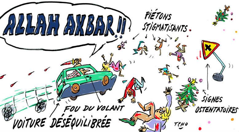 Givors : Un islamiste «déséquilibré» sème la terreur dans deux bus en tenant des propos antisémites et en insultant la France