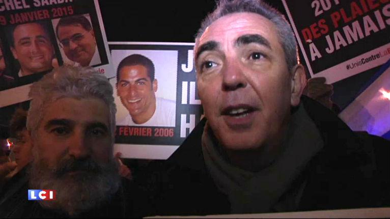 [Vidéos] Toutes les TV ont filmé la marche silencieuse à la mémoire d'Ilan Halimi et de toutes les victimes de la barbarie