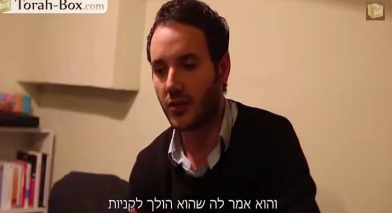 [Vidéo] Jonathan Saada s'exprime sur son défunt père François-Michel