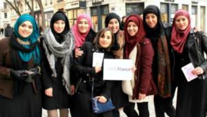 Lyon journée su Niqab