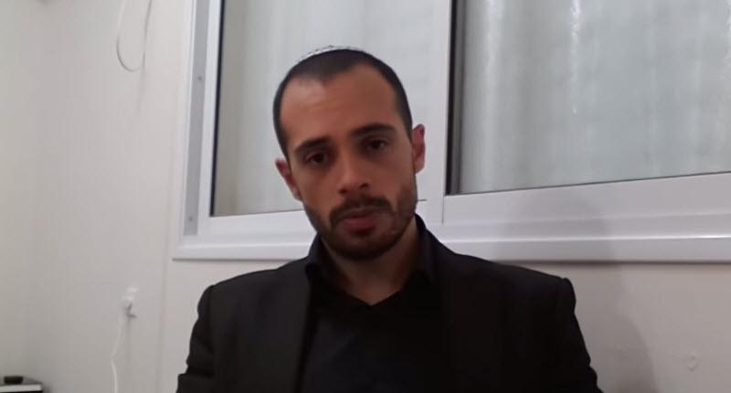 [Vidéo] Exclusif: Nico Antonelli «Pourquoi je suis en Israël ! Pourquoi je veux devenir Juif !»