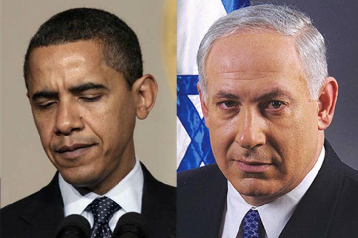 Obama traite Netanyahu comme un ennemi