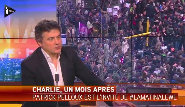 [Vidéo] Patrice Pelloux : « Il faut que les musulmans acceptent le mot islamo-fascisme »