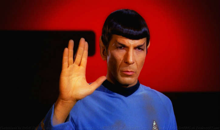 Leonard Nimoy, Spock dans Star Strek, est décédé