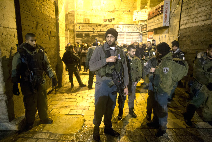 Tsahal arrête le chef du groupe terroriste à l'origine de l'attentat de Dolev en Judée Samarie