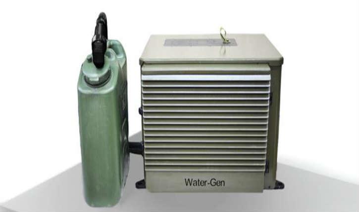 Une invention israélienne «l'air se transforme en eau»