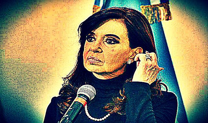 Cristina Kirchner, la présidente argentine, accusée d'avoir couvert les suspects iraniens d'un attentat anti-juifs
