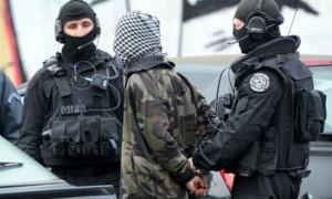 arrestation djihadistes