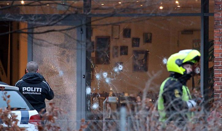 MAJ : Attentat à Copenhague : fusillade sur les lieux d'un débat sur l'islamisme (au moins un mort)