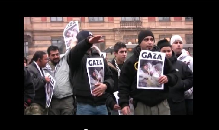 [Vidéos] Illustration de l'antisémitisme musulman au Danemark