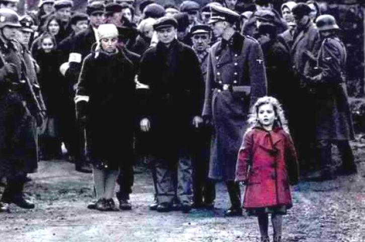 enfant rouge Schindler
