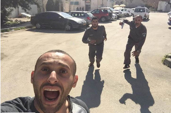 fake palestinien photo truquée