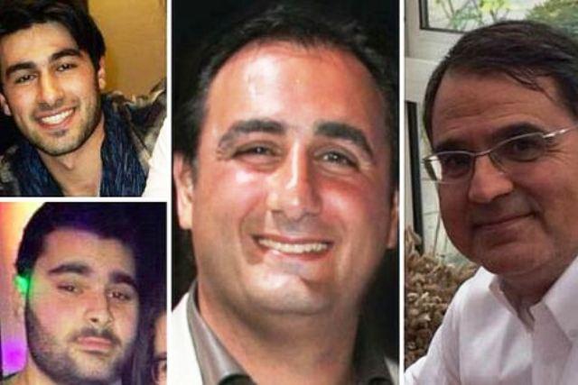 """Quatre juifs français qui selon les porte-parole de l'administration Obama faisaient leur shopping par """"hasard"""" dans une épicerie casher et ont été tués à bout portant """"par hasard""""."""