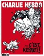 Une de Charlie Hebdo du 25 février 2015