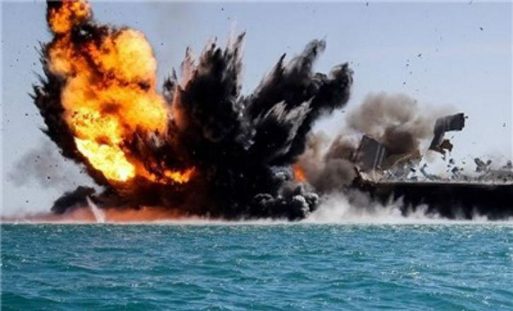 Lors des manœuvres navales l'Iran s'entraîne à détruire le porte-avions américain Nimitz-Class