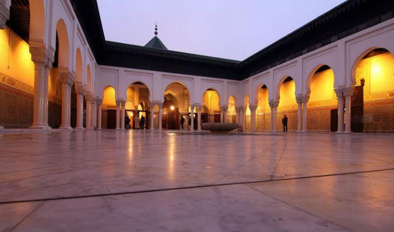 mosquée conversion islam