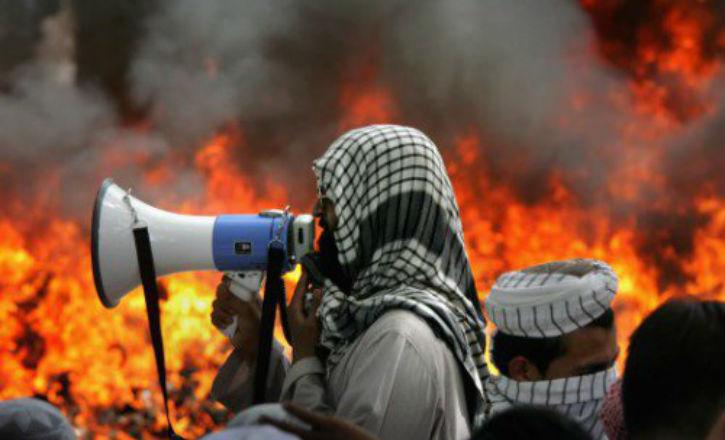 Les musulmans et l'alibi juif