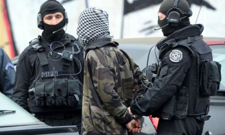 Quatre musulmans islamistes s'entraînaient au djihad dans des parcs à Strasbourg et Paris