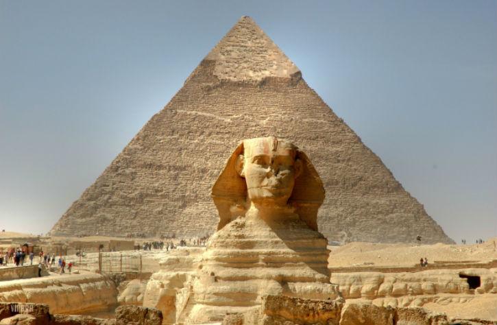 Un leader djihadiste appelle à la destruction de pyramides «au nom de l'Islam»