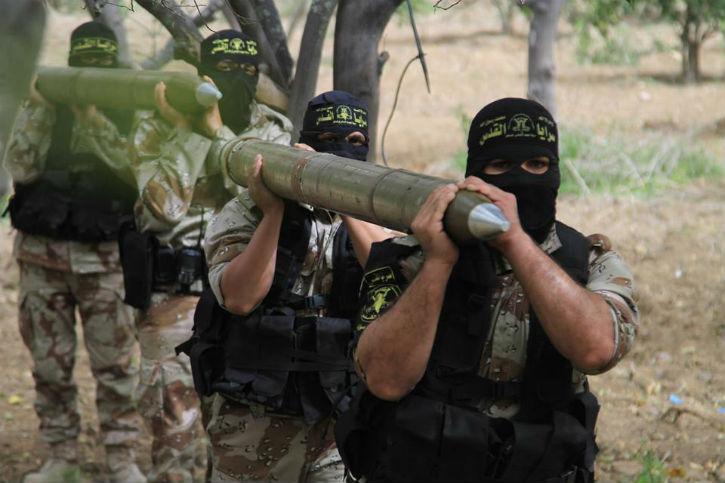 Israël : plus de 2.200 attaques violentes depuis Gaza, 1.233 missiles ont été tirés sur Israël