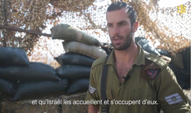 [Vidéo] Quand Tsahal sauve des vies syriennes