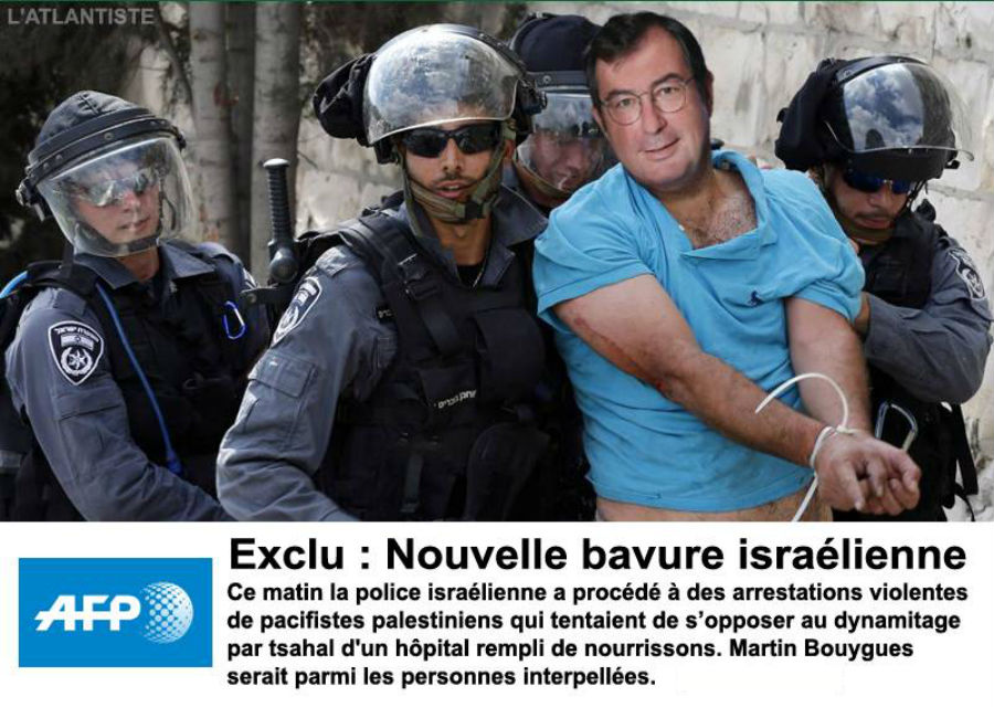 AFP Martin Bouygues