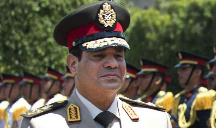 Elections américaines : Le président égyptien Al-Sissi préfère Trump
