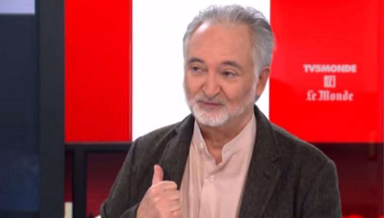 [Vidéo] Jacques Attali «En France, il est plus difficile d'être musulman que juif», il avait déjà osé prétendre que «l'antisémitisme était de la propagande israélienne» !
