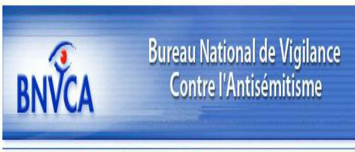 Réaction du BNVCA suite à une directive du Préfet des hauts-de-Seine, soupçonnant les juifs d'être «des voleurs de poules»
