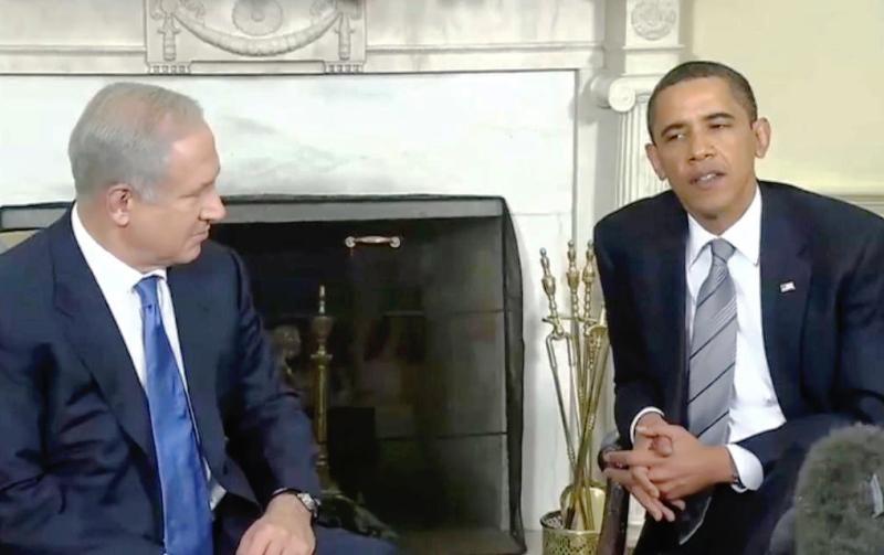 BiBi In, Obama Out..!!