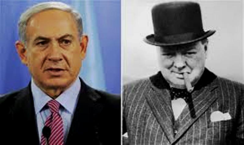 Tentatives de Netanyahu, Churchill et le Congrès pour éviter la guerre