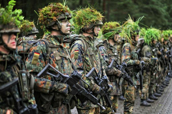 La Bundeswehr infestée par les djihadistes