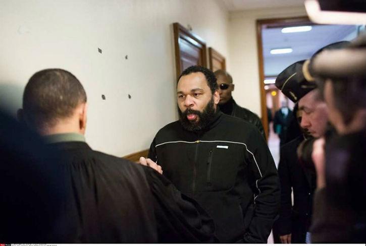 Multirécidiviste, Dieudonné condamné pour la 3ème fois en quelques jours à 22 500 euros d'amende pour propos antisémites visant Patrick Cohen