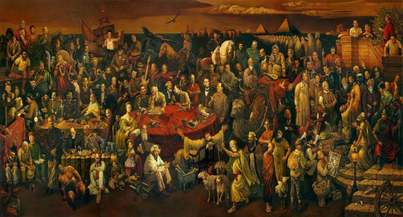 La damnation de Daesh par le pasteur François Celier