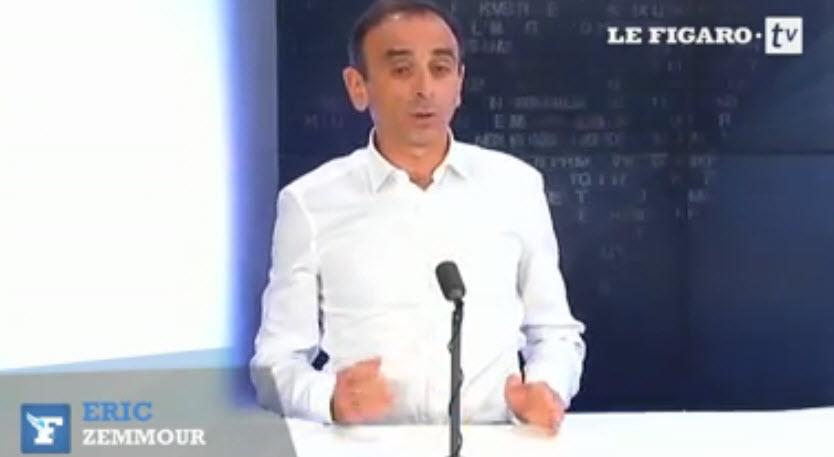 [Vidéo] Eric Zemmour : « Depuis 30 ans, le FN prospère sur la douloureuse mais simple évidence qu'il y a trop d'immigrés en France »