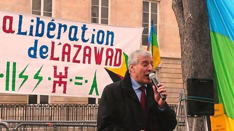 [Vidéo] – Le Gouvernement provisoire Kabyle soutient l'indépendance de l'Azawad
