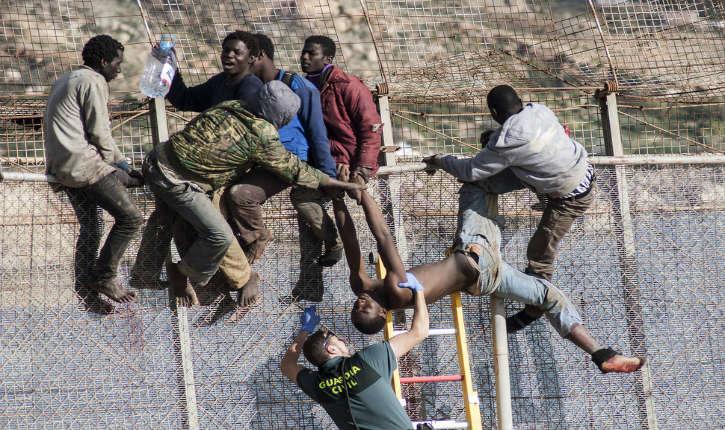 Immigration illégale en Europe, plus de 230.000 illégaux en un an