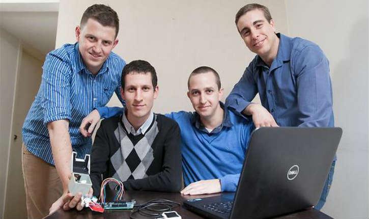 Invention révolutionnaire sur le diabète par quatre jeunes ingénieurs israéliens